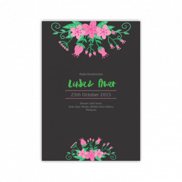 Standard Digital Business Card