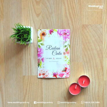 Digital Label Card